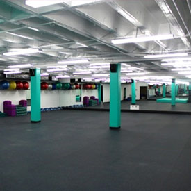 New Facilities! Join The Y today!